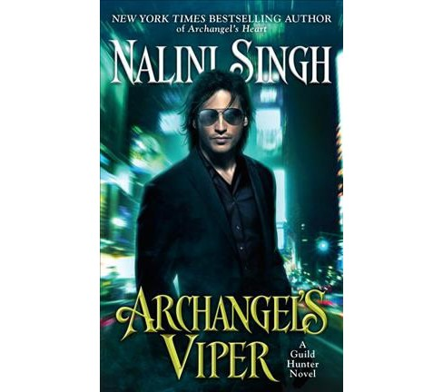 Archangel's Viper -  (Guild Hunter) by Nalini Singh (Paperback) - image 1 of 1