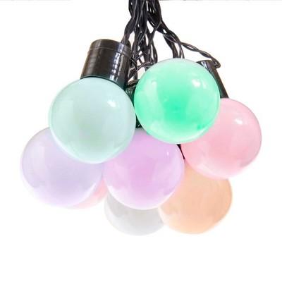 Kurt Adler 18-Light Multi-colored LED Party Light Set