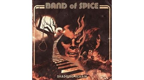 Band Of Spice - Shadows Remain (CD) - image 1 of 1