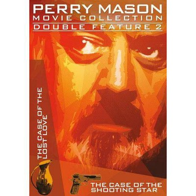 Perry Mason Double Feature: Case of Shooting Star / Case of Lost Love (DVD)(2014)