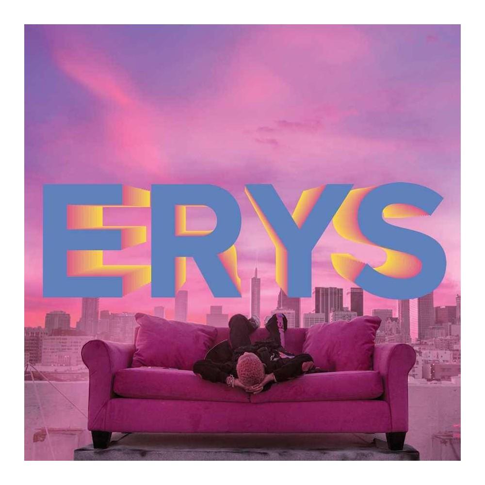 Jaden - Erys (EXPLICIT LYRICS) (Vinyl)