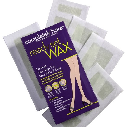 Completely Bare Waxing Kit - 50 Piece Kit - image 1 of 1