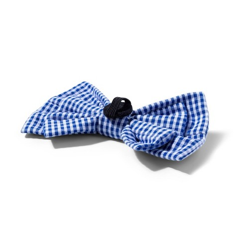 2480ba6464a2 Flag Whale and Gingham Collar Slide Pet Bow Tie - Navy - One Size - vineyard  vines® for Target. Shop all vineyard vines for Target