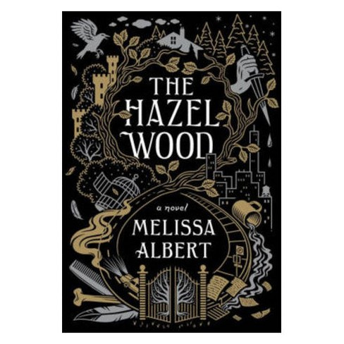Hazel Wood -  Large Print by Melissa Albert (Hardcover) - image 1 of 1