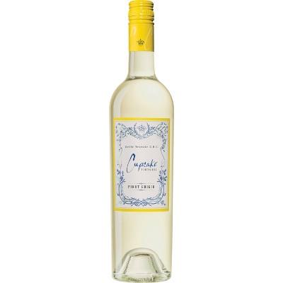 Cupcake Pinot Grigio White Wine - 750ml Bottle