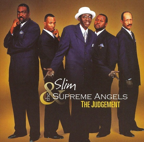 Slim & the supreme a - Judgement (CD) - image 1 of 1