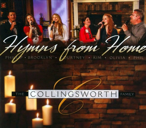 Collingsworth family - Hymns from home (CD) - image 1 of 1