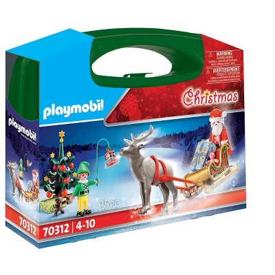 Playmobil Christmas Carry Case
