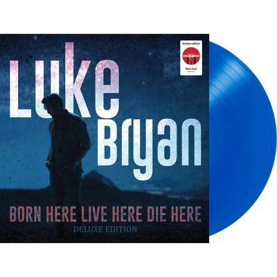 Luke Bryan - Born Here Live Here Die Here (Target Exclusive, Vinyl)