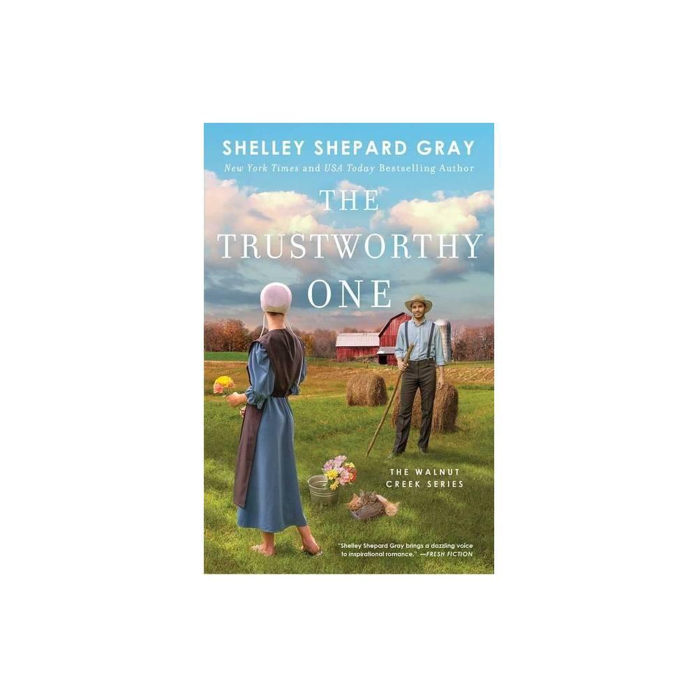The Trustworthy One Volume 4 Walnut Creek By Shelley Shepard Gray Paperback