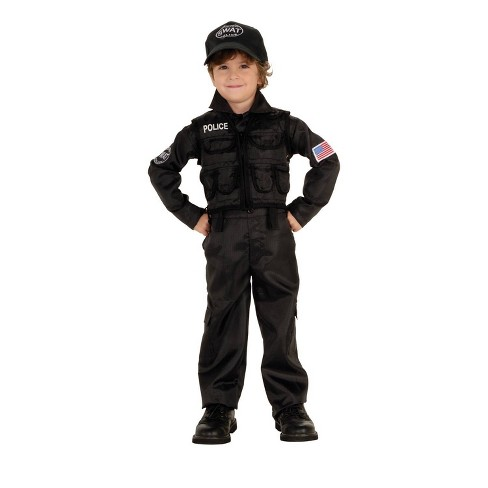 Boys' Policeman Swat Toddler Costume - image 1 of 3