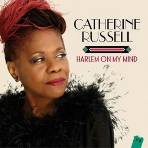 Catherine russell - Harlem on my mind (CD) - image 1 of 1