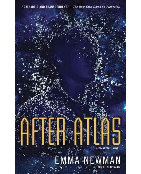 After Atlas (Paperback) (Emma Newman) - image 1 of 1