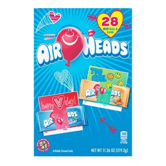 Airheads Valentines Day Box with Cards - 28ct/11.26oz