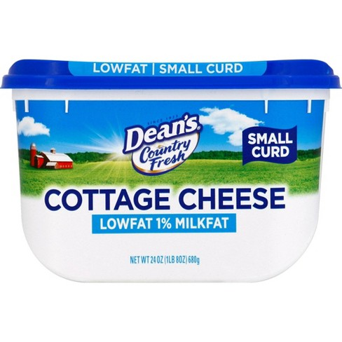 Dean's Low Fat Cottage Cheese - 24oz - image 1 of 2