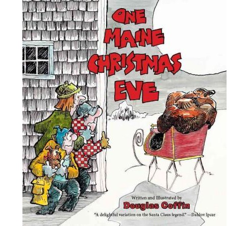 One Maine Christmas Eve (Hardcover) (Douglas Coffin) - image 1 of 1