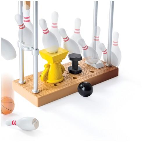 Rube Goldberg - The Trick Shot Challenge