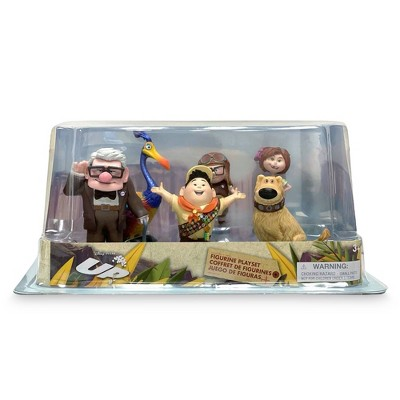 Disney Up MIni Figures - 6pc - Disney store
