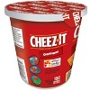 Cheez-It Original Baked Snack Crackers Mini Cup - 2.2oz - image 2 of 4