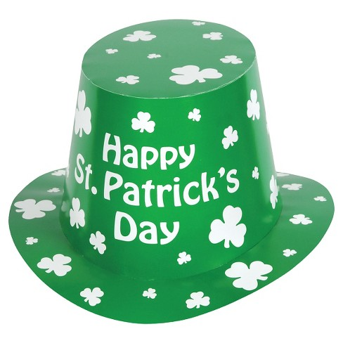 Happy Saint Patrick Hat Pack Of 5 - image 1 of 1