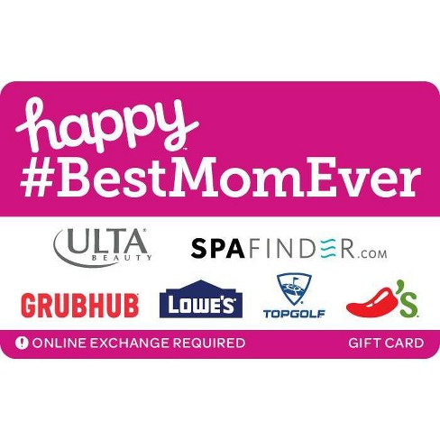 HAPPY BESTMOMEVER Gift Card (Email Delivery) - image 1 of 1