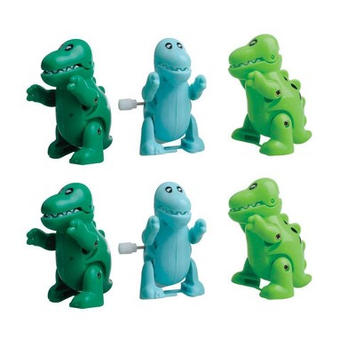 6ct Dinosaur Wind-Up Toy - Spritz™