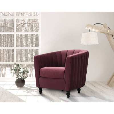 Guadalupe Accent Chair - Chic Home