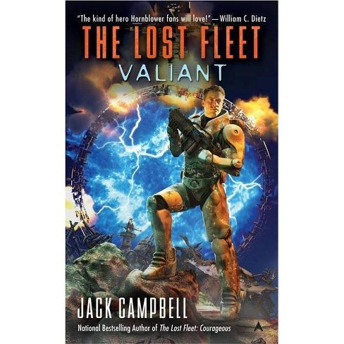 The Lost Fleet: Valiant - by  Jack Campbell (Paperback) - image 1 of 1