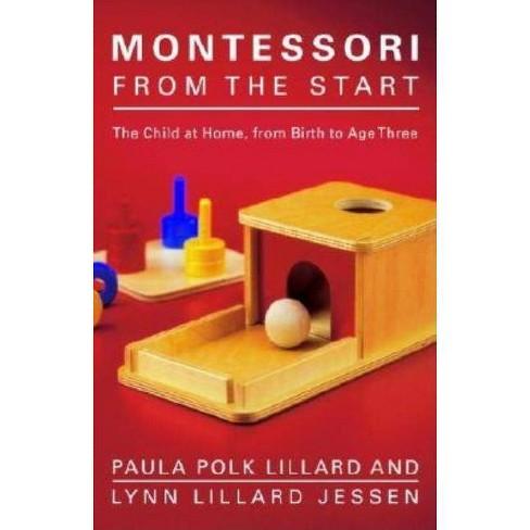 Montessori from the Start - by  Paula Polk Lillard & Lynn Lillard Jessen (Paperback) - image 1 of 1