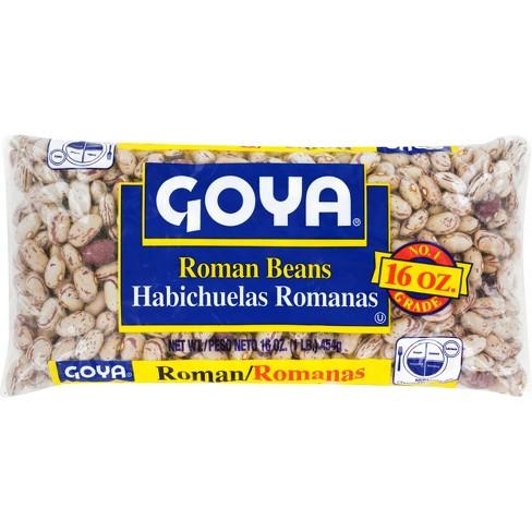 Goya Dry Roman Beans - 16oz - image 1 of 3