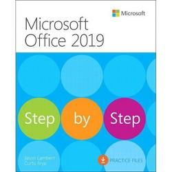 Microsoft Office 2019 Step by Step - by  Joan Lambert & Curtis Frye (Paperback)