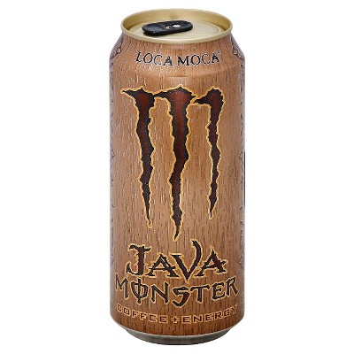 Java Monster, Loca Moca - 15 fl oz Can