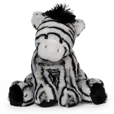 """11"""" Wild Cozys - Zebra"""