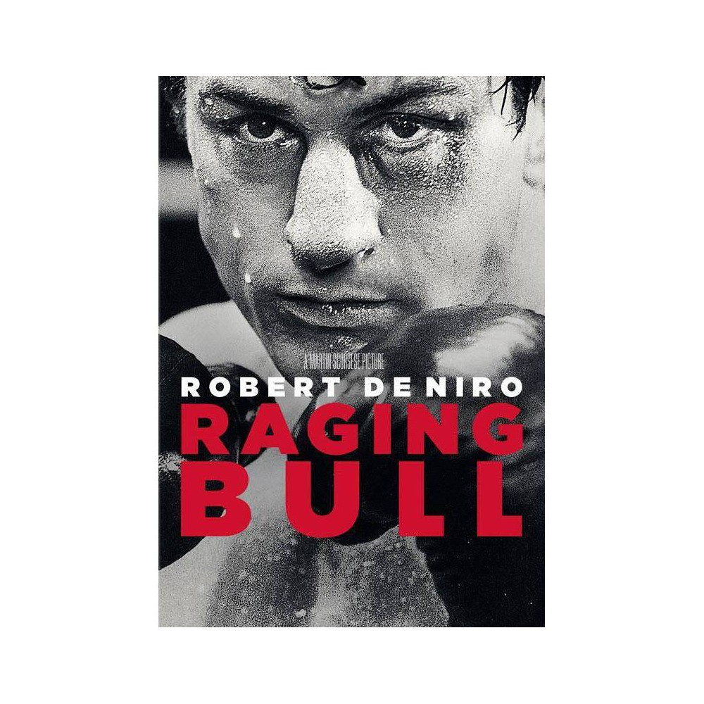 Raging Bull Dvd 2015