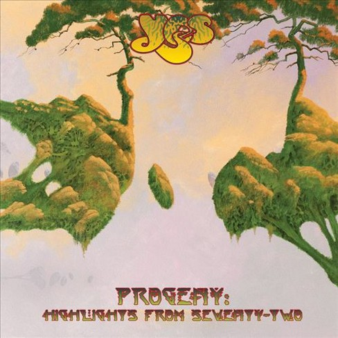 Yes - Progeny:Highlights From Seventy Two (CD) - image 1 of 1