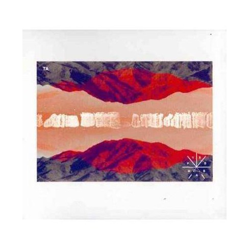 Touche Amore - Parting The Sea Between Brightness And Me (CD) - image 1 of 1