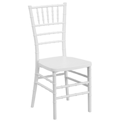 Resin Chiavari Chair - Riverstone Furniture Collection