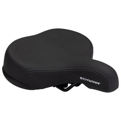 Schwinn Cruise Bike Saddle - Black