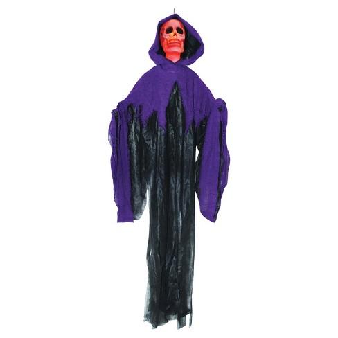 602 Halloween Fire Ice Skull Reaper Target