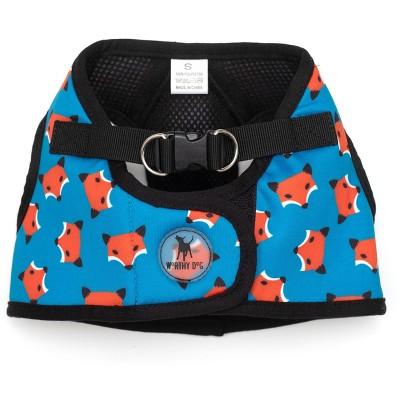 The Worthy Dog Foxy Sidekick Harness Vest
