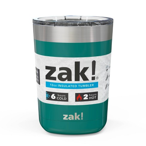 Zak! 13oz DW SS Connell Tumbler - Women's Teal - image 1 of 4