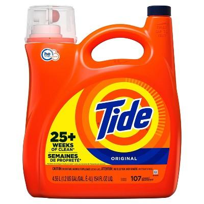Tide Original Liquid Laundry Detergent - 154 fl oz