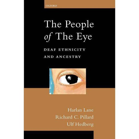 The People of the Eye - (Perspectives on Deafness) by  Harlan Lane (Hardcover) - image 1 of 1