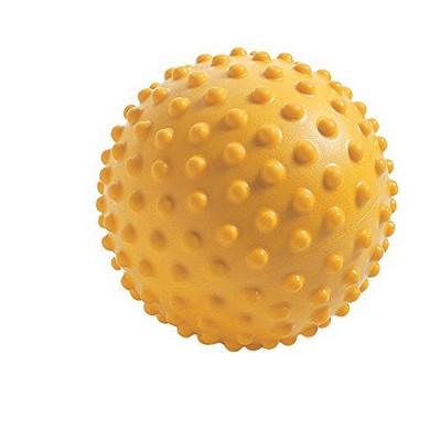 Gymnic Sensyball 20 Textured Therapy Ball - Yellow