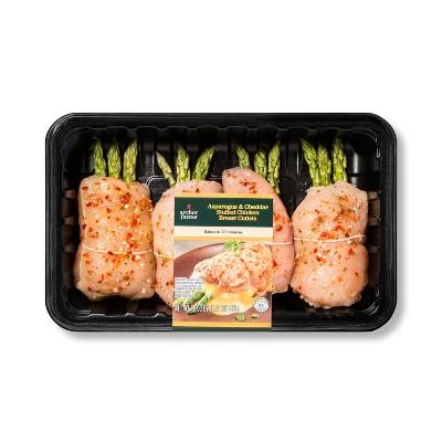 Asparagus & Cheddar Stuffed Chicken Breasts - 18.03oz - Archer Farms™