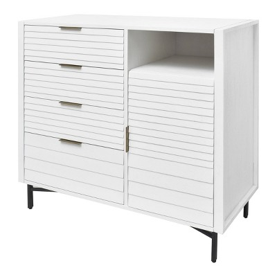 Portland 4 Drawer Chest - Hopper Studio