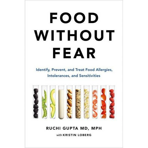 Food Without Fear - by  Ruchi Gupta (Hardcover) - image 1 of 1