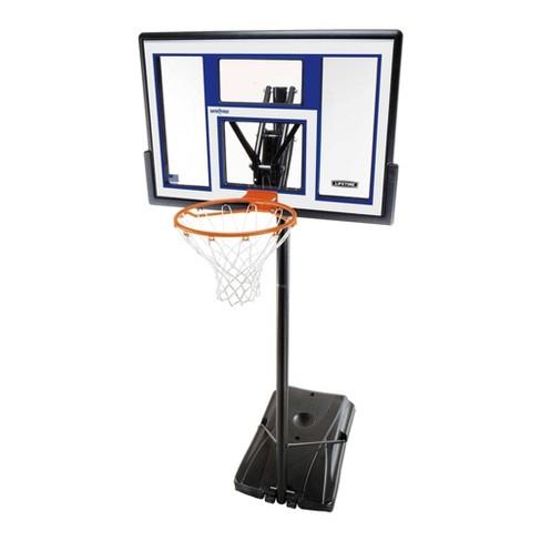 "Lifetime Courtside 48"" Portable Basketball Hoop - image 1 of 4"