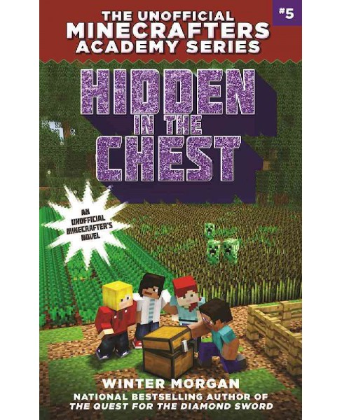 Hidden in the Chest (Paperback) (Winter Morgan) - image 1 of 1