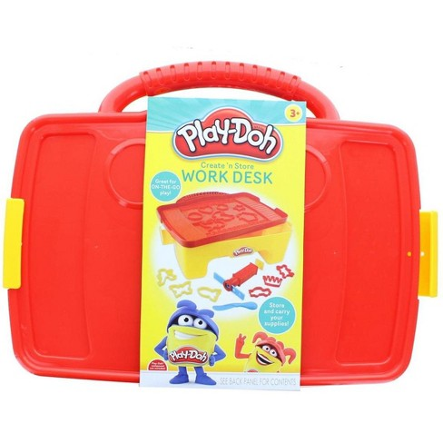 Play-Doh Portable Work Desk - image 1 of 1